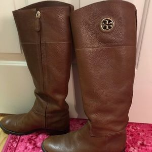 Tory Burch To the knee boots